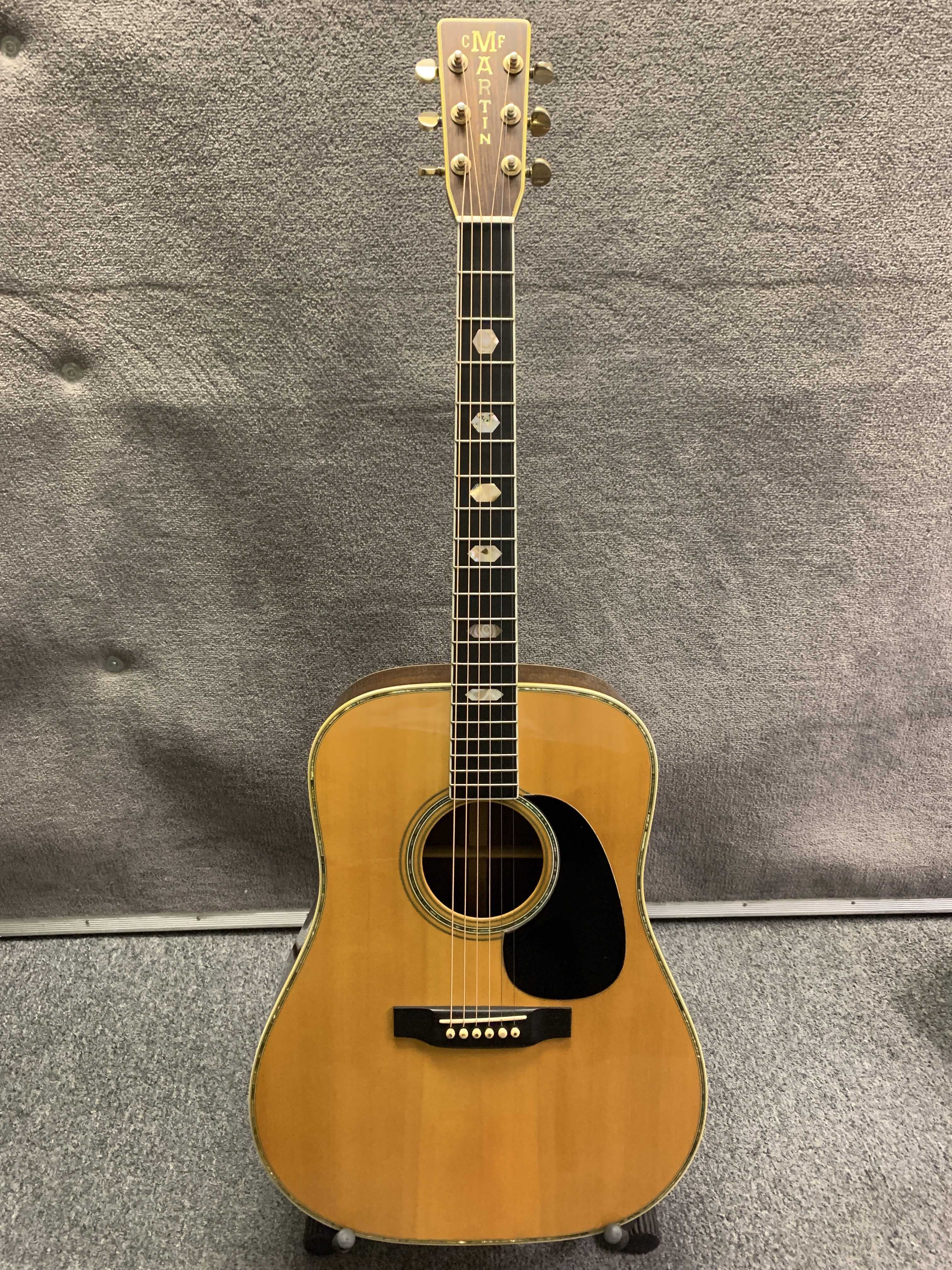 1973 martin d41 guitar w hard shell case south austin music new used and vintage. Black Bedroom Furniture Sets. Home Design Ideas
