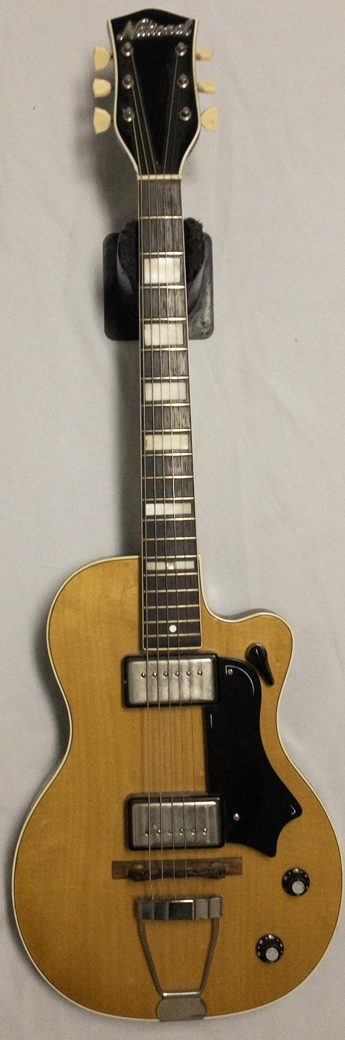 vintage national avalon electric guitar south austin music new used and vintage instruments. Black Bedroom Furniture Sets. Home Design Ideas